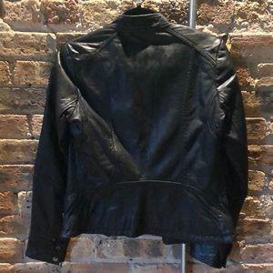 bod & christensen Jackets & Coats - Bod & Christensen black leather jacket